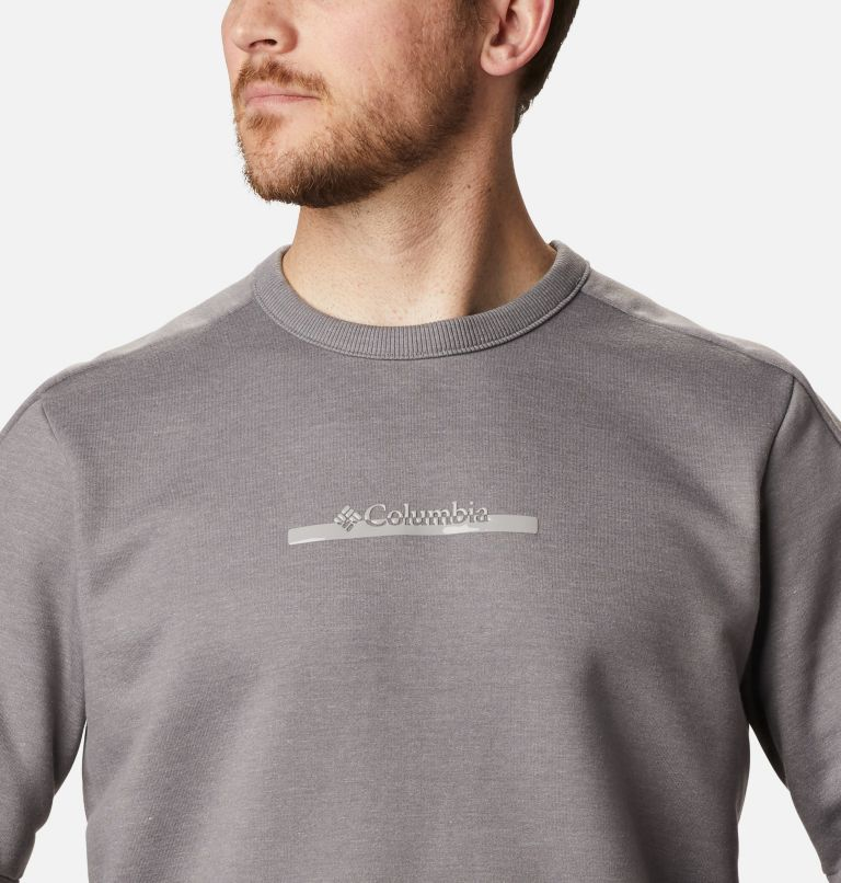 Columbia Lodge™ Heavyweight Crew | 023 | XXL Men's Columbia Lodge™ Heavyweight Crew, City Grey Heather, a2