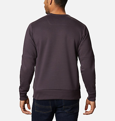 Chandail épais Columbia Lodge™ pour homme Columbia Lodge™ Heavyweight Crew | 511 | M, Dark Purple, back