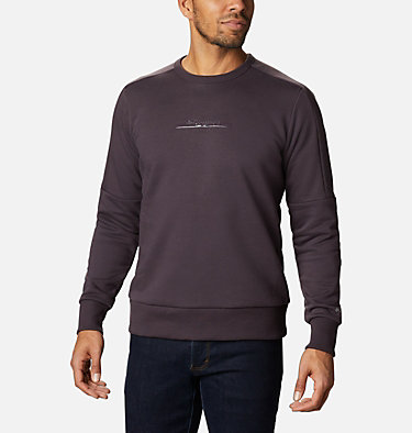 Men's Columbia Lodge™ Heavyweight Crew Columbia Lodge™ Heavyweight Crew | 023 | S, Dark Purple, front