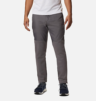 Men's Minam River™ Hybrid Pants Minam River™ Hybrid Pant | 010 | XXL, City Grey Heather, City Grey, Black, front