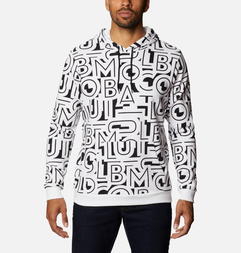 Chandail à capuchon imprimé Columbia Logo™ pour homme Chandail à capuchon imprimé Columbia Logo™ pour homme, front