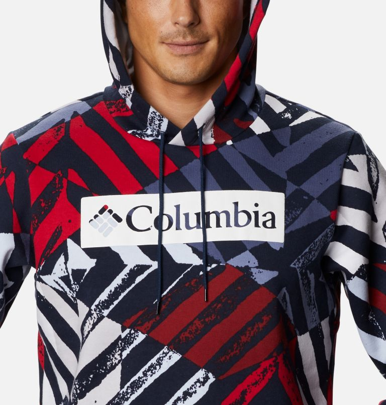 Men's Columbia Logo™ Printed Hoodie Men's Columbia Logo™ Printed Hoodie, a2