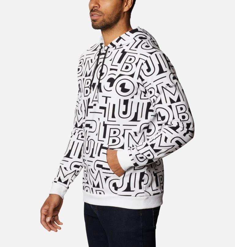 Sudadera con capucha con logotipo estampado de Columbia para hombre Sudadera con capucha con logotipo estampado de Columbia para hombre, a1