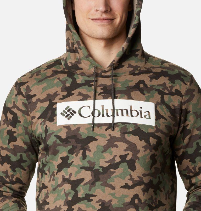 Sudadera con capucha con logotipo estampado de Columbia para hombre Sudadera con capucha con logotipo estampado de Columbia para hombre, a2