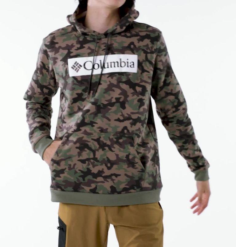 M Columbia Logo™ Printed Hoodie M Columbia Logo™ Printed Hoodie, video