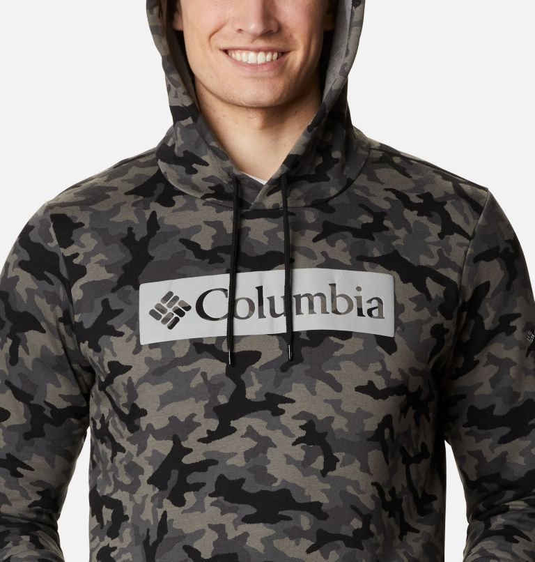 Men's Columbia Logo™ Printed Hoodie - Big Men's Columbia Logo™ Printed Hoodie - Big, a2