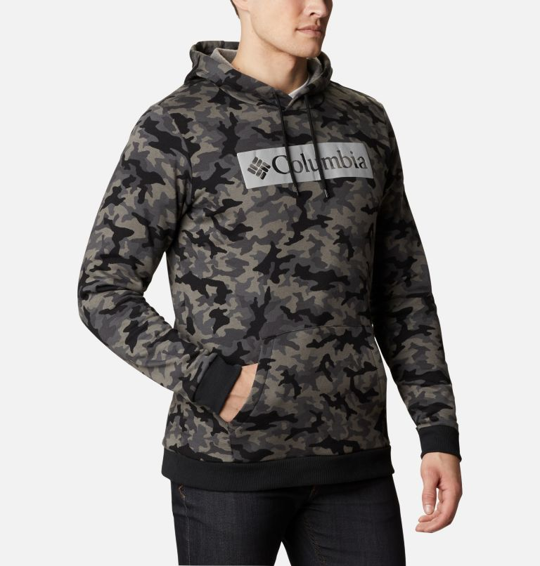Men's Columbia Logo™ Printed Hoodie - Big Men's Columbia Logo™ Printed Hoodie - Big, a3