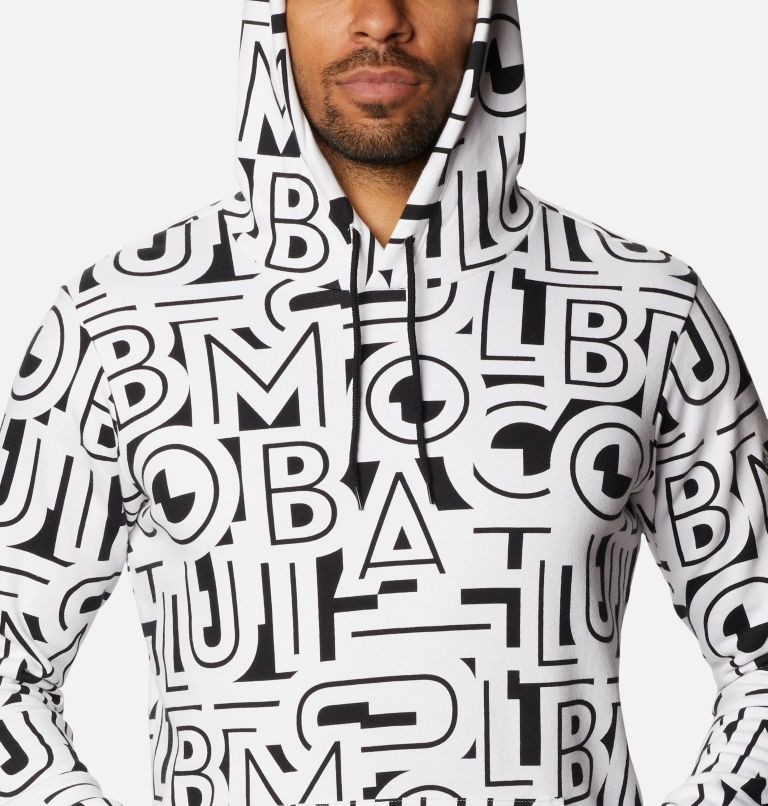 Men's Columbia Logo™ Printed Hoodie - Tall Men's Columbia Logo™ Printed Hoodie - Tall, a2