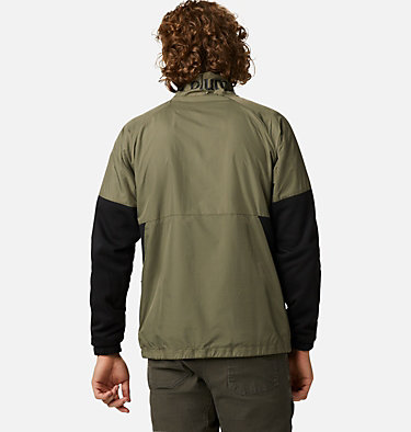 Men's Minam River™ Reversible Hybrid Jacket Minam River™ Reversible Hybrid Jacket | 010 | XXL, Stone Green, Black, back