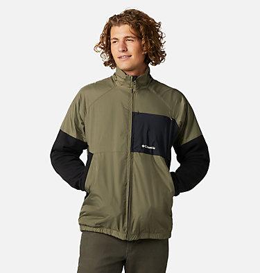 Men's Minam River™ Reversible Hybrid Jacket Minam River™ Reversible Hybrid Jacket | 010 | XXL, Stone Green, Black, front