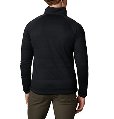 Chaqueta Parkdale Point™ para hombre M Parkdale Point™ Full Zip | 043 | S, Black, back