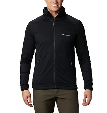 Chaqueta Parkdale Point™ para hombre M Parkdale Point™ Full Zip | 043 | S, Black, front
