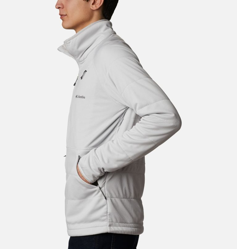 M Parkdale Point™ Full Zip | 043 | L Veste Parkdale Point™ homme, Nimbus Grey, a1
