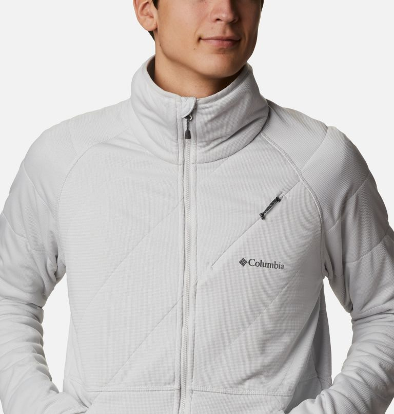 M Parkdale Point™ Full Zip | 043 | S Veste Parkdale Point™ homme, Nimbus Grey, a2