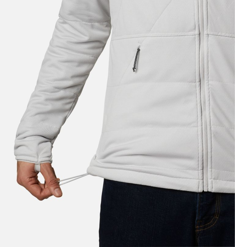 M Parkdale Point™ Full Zip | 043 | L Veste Parkdale Point™ homme, Nimbus Grey, a4