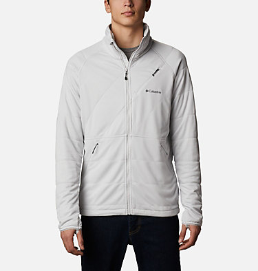 Chaqueta Parkdale Point™ para hombre M Parkdale Point™ Full Zip | 043 | S, Nimbus Grey, front