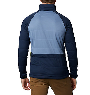 Chaqueta Parkdale Point™ para hombre M Parkdale Point™ Full Zip | 043 | S, Collegiate Navy, back