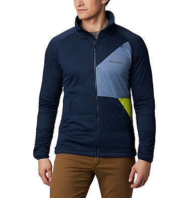 Men's Parkdale Point™ Jacket M Parkdale Point™ Full Zip | 043 | S, Collegiate Navy, front