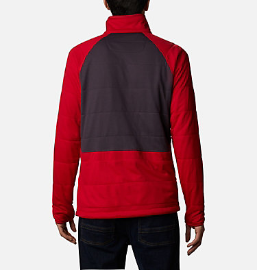 Chaqueta Parkdale Point™ para hombre M Parkdale Point™ Full Zip | 043 | S, Mountain Red, back