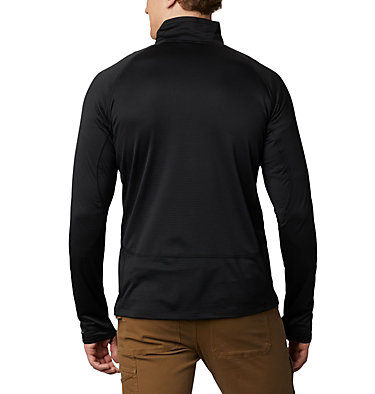 Veste intermédiaire à demi-zip Mt. Powder™ homme Mt. Powder™ Half Zip | 464 | M, Black, back