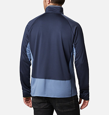 Veste intermédiaire à demi-zip Mt. Powder™ homme Mt. Powder™ Half Zip | 464 | M, Collegiate Navy, Bluestone, back