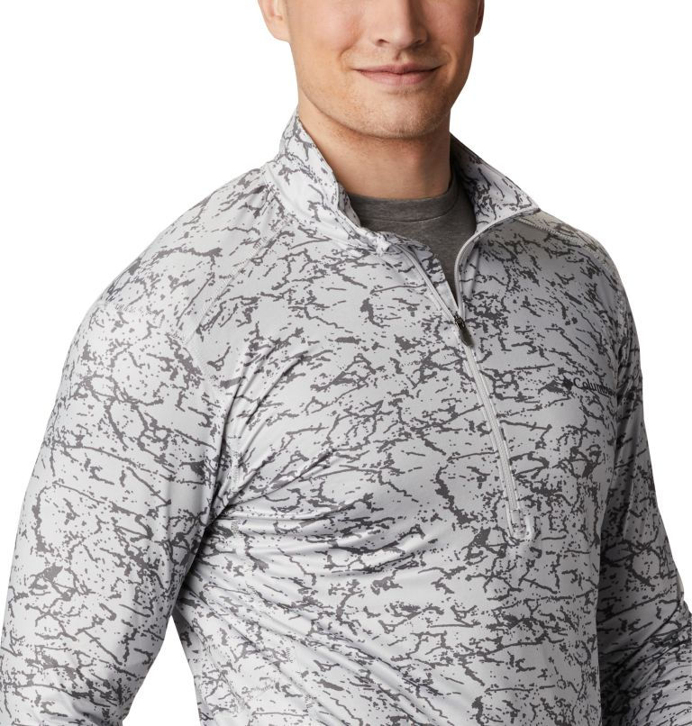 Men's Winter Power™ Half Zip Shirt Men's Winter Power™ Half Zip Shirt, a3