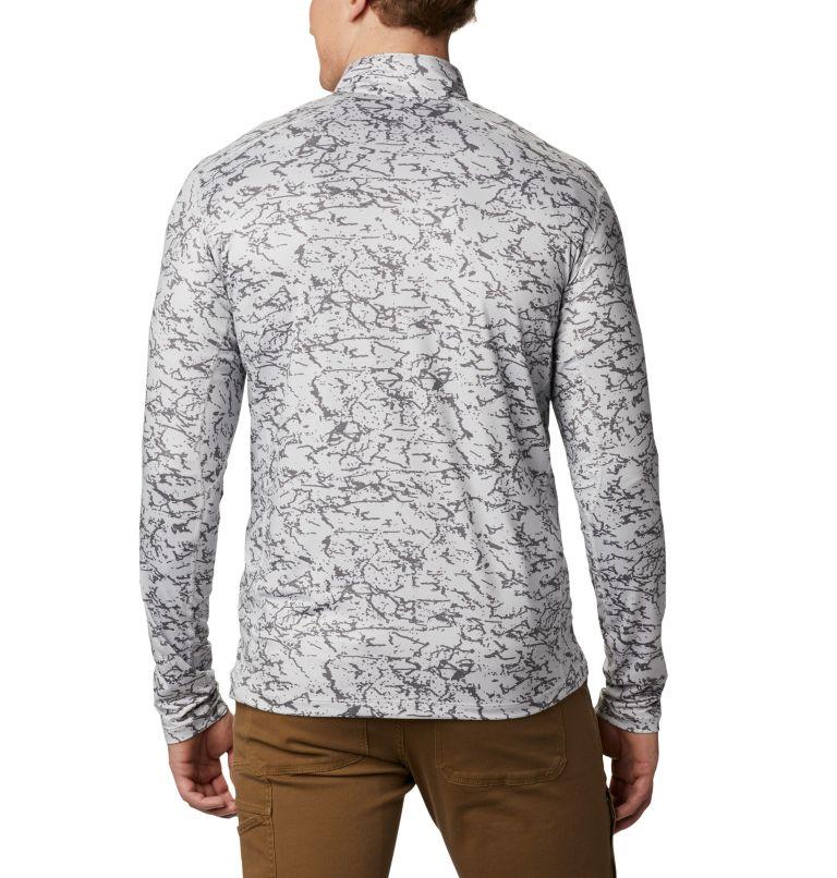 Men's Winter Power™ Half Zip Shirt Men's Winter Power™ Half Zip Shirt, back