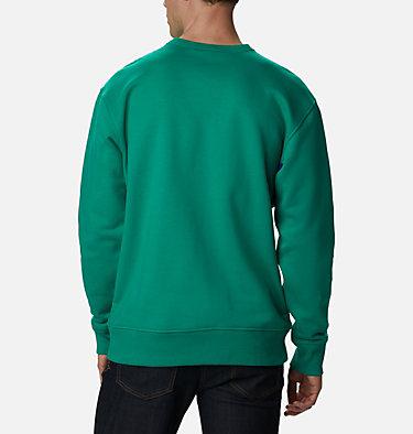 Men's Bugasweat™ Crew Bugasweat™ Crew | 374 | L, Emerald Green, Lapis Blue, back