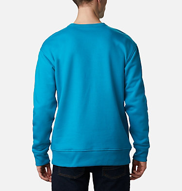 Chandail Bugasweat™ pour homme Bugasweat™ Crew | 462 | L, Fjord Blue, Plum, back