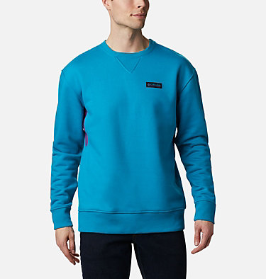 Chandail Bugasweat™ pour homme Bugasweat™ Crew | 462 | L, Fjord Blue, Plum, front