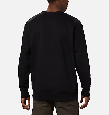 Men's Bugasweat Crew Bugasweat™ Crew | 673 | L, Black, Plum, back