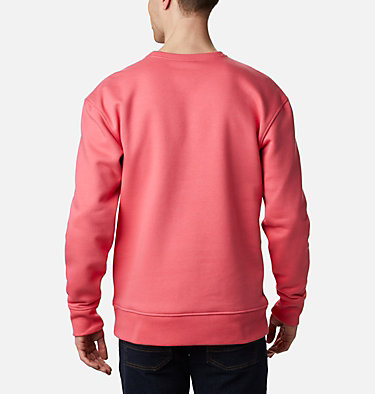 Men's Bugasweat Crew Bugasweat™ Crew | 673 | L, Bright Geranium, Lapis Blue, back