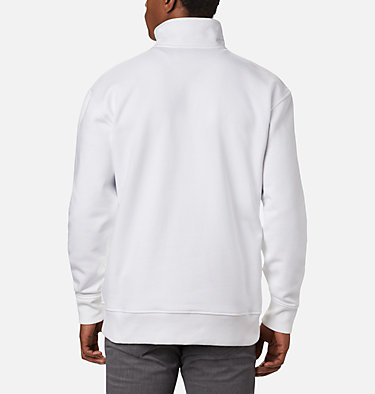 Bugasweat™ Quarter Zip Bugasweat™ Quarter Zip | 100 | L, White, Lapis Blue, back