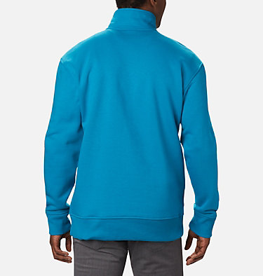 Bugasweat™ Quarter Zip Bugasweat™ Quarter Zip | 100 | L, Fjord Blue, Plum, back