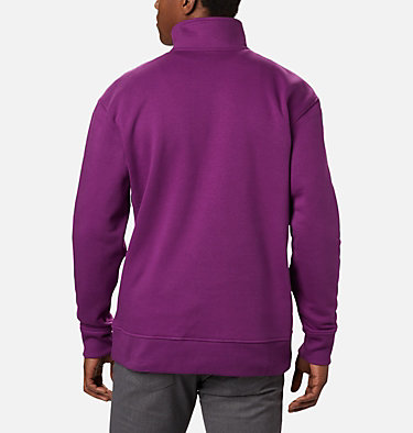 Bugasweat™ Quarter Zip Bugasweat™ Quarter Zip | 100 | L, Plum, Black, back