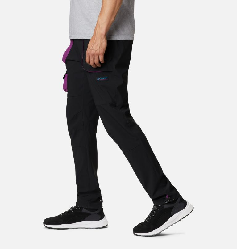 Powder Keg™ Stretch Cargo Pant | 010 | 44 Men's Powder Keg™ Stretch Cargo Pants, Black, Plum, a1
