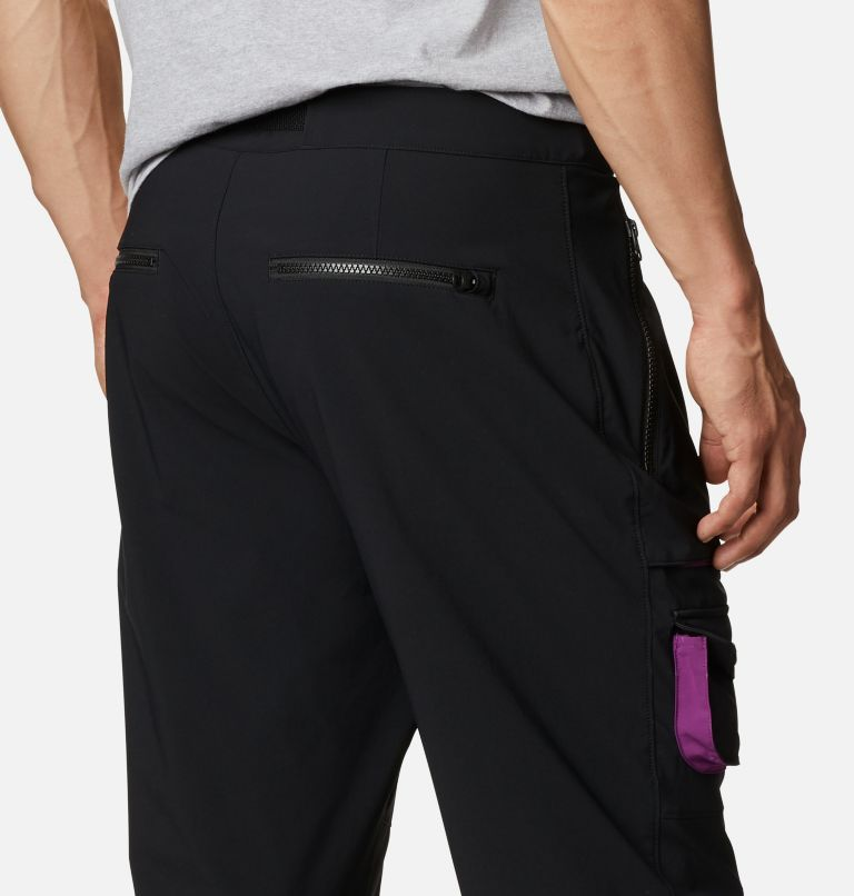 Powder Keg™ Stretch Cargo Pant | 010 | 44 Men's Powder Keg™ Stretch Cargo Pants, Black, Plum, a3
