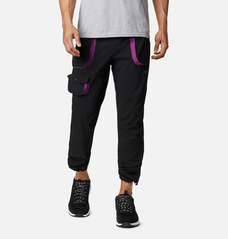 Powder Keg™ Stretch Cargo Pant | 010 | 44 Men's Powder Keg™ Stretch Cargo Pants, Black, Plum, a5