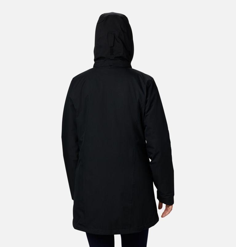 Pulaski 3-in-1-Jacke für Frauen Pulaski 3-in-1-Jacke für Frauen, back
