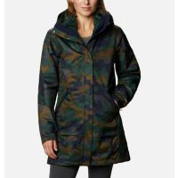 Deals on Columbia Womens Pulaski Interchange Jacket