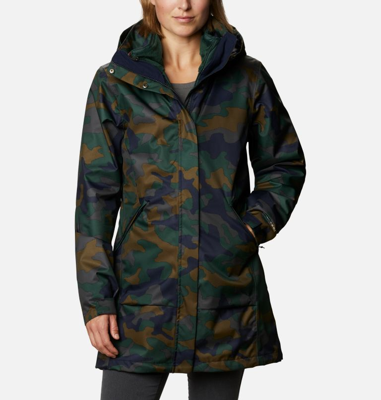 Women's Pulaski™ Interchange Jacket Women's Pulaski™ Interchange Jacket, front