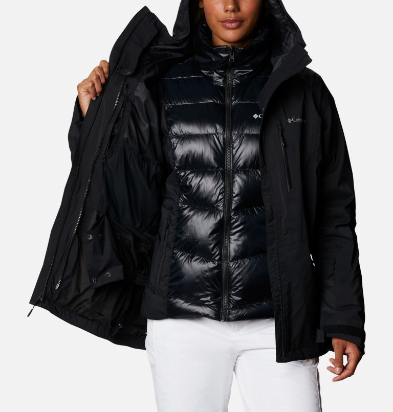Wild Card™ Interchange Jacket | 010 | L Women's Wild Card™ Interchange Jacket, Black, a3