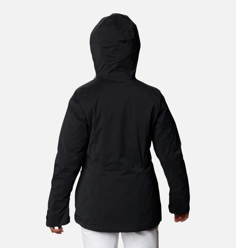Wild Card™ Interchange Jacket | 010 | L Women's Wild Card™ Interchange Jacket, Black, back