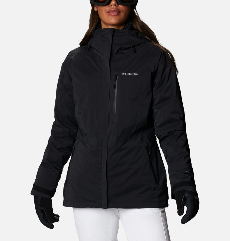 Wild Card™ Interchange Jacket | 010 | L Women's Wild Card™ Interchange Jacket, Black, front