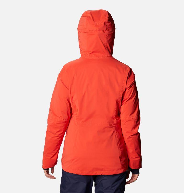 Wild Card™ Interchange Jacket | 843 | XXL Women's Wild Card™ Interchange Jacket, Bold Orange, back