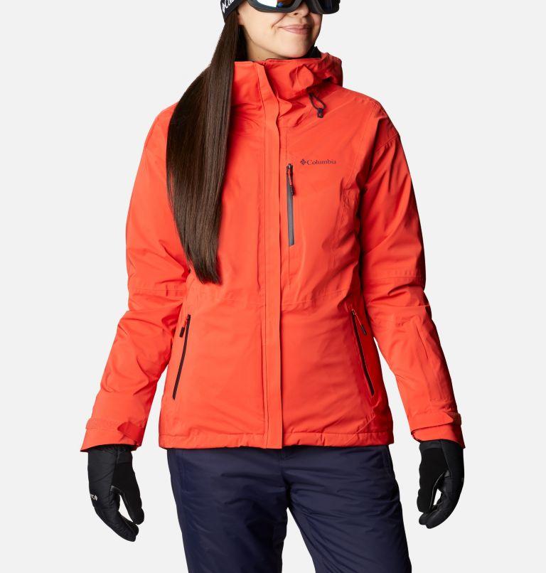 Wild Card™ Interchange Jacket | 843 | XXL Women's Wild Card™ Interchange Jacket, Bold Orange, front
