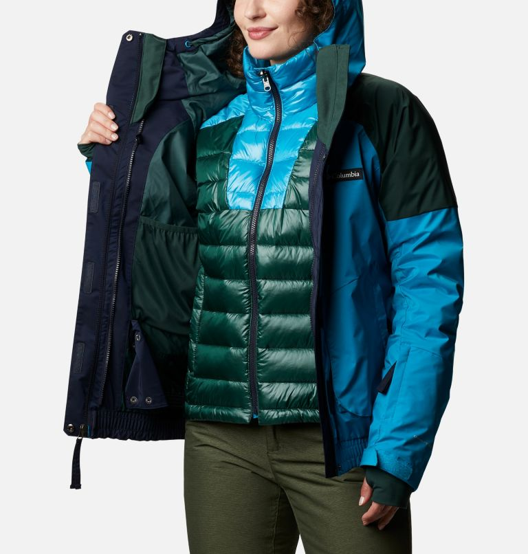 Women's Tracked Out Interchange Ski Jacket Women's Tracked Out Interchange Ski Jacket, a3