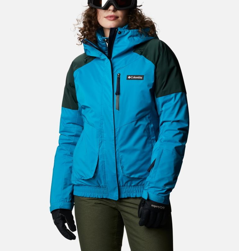 Women's Tracked Out Interchange Ski Jacket Women's Tracked Out Interchange Ski Jacket, front