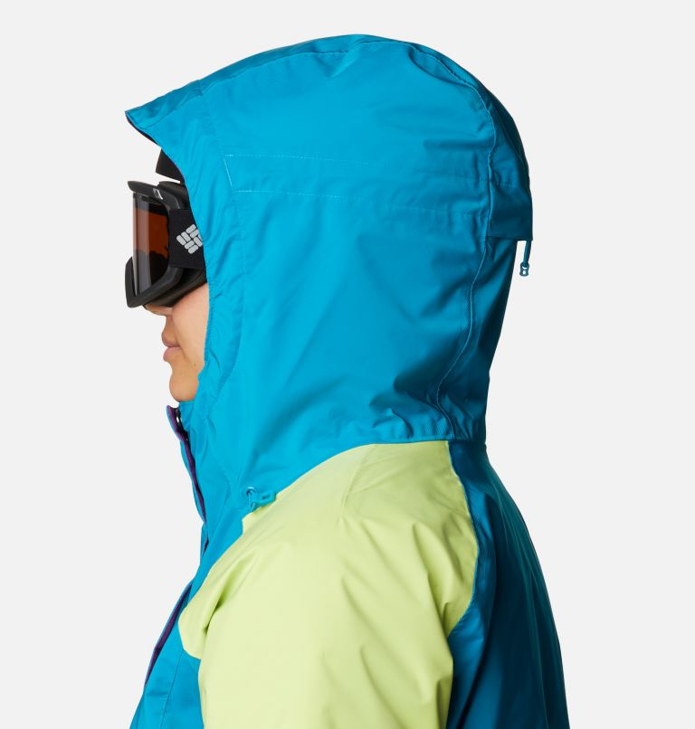 Women's Tracked Out Interchange Ski Jacket Women's Tracked Out Interchange Ski Jacket, a4