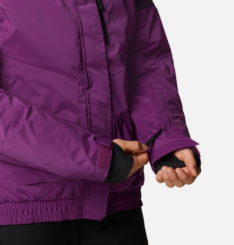Tracked Out™ Interchange Jacket | 575 | XS Women's Tracked Out™ Interchange Jacket, Plum, Black, Black, a7